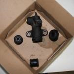 Rover Mini Xn - alter Kupplungsnehmerzylinder