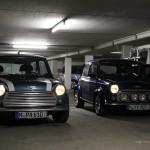 Rover Mini Xn Zweifach