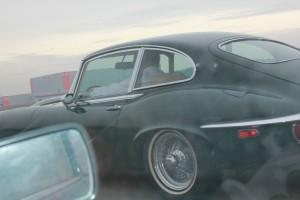 ein Jaguar F-Type