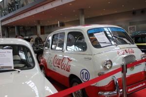 Ein Fiat Multipla 600