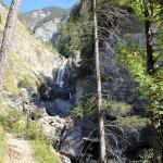 Farchant - Waldlehrpfad Entdeckungen 7 Kuhfluchtwasserfälle