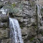 Farchant - Waldlehrpfad Entdeckungen 12 Kuhfluchtwasserfall
