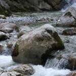 Farchant - Waldlehrpfad Entdeckungen 19 Kuhfluchtwasserfälle