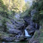 Farchant - Waldlehrpfad Entdeckungen 20 Kuhfluchtwasserfälle