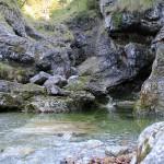 Farchant - Waldlehrpfad Entdeckungen 21 Kuhfluchtwasserfälle