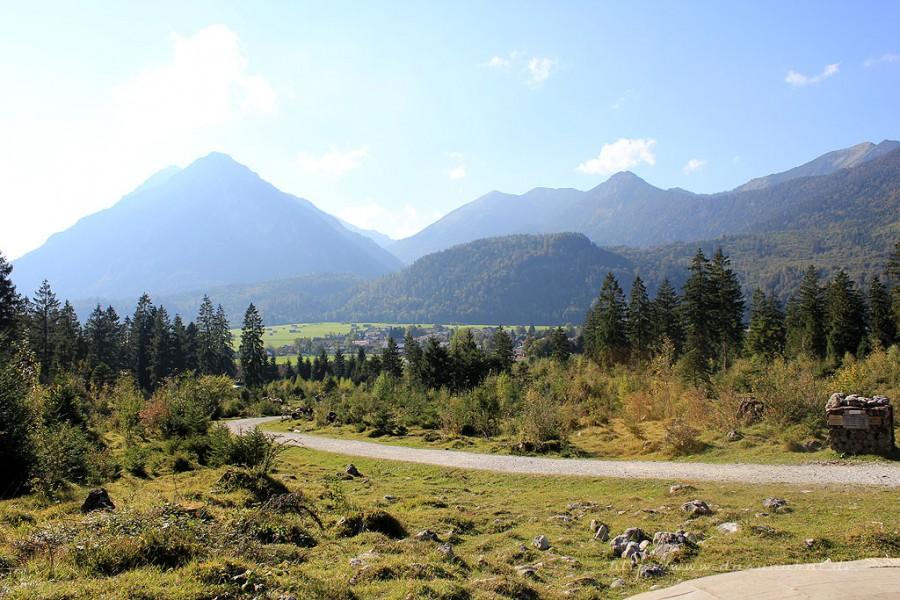 Farchant - Waldlehrpfad Entdeckungen 24