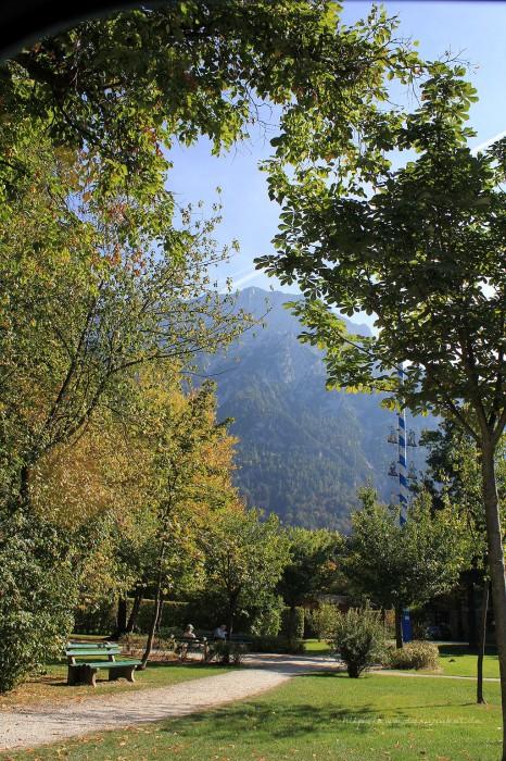 Klostergarten Benediktbeuren