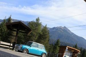 Rover Mini Xn Richtung Telfs 2