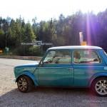 Rover Mini Xn auf der Alpenstrasse 11