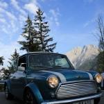 Rover Mini Xn beim Blindsee