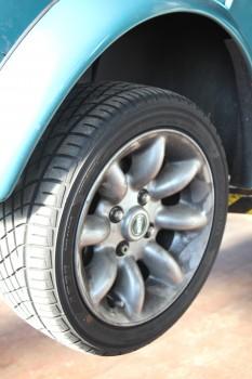Rover Mini Xn - Rad vorne