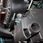 Rover Mini Xn - Heizungsschraube lösen 2