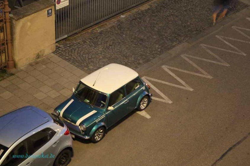 Rover Mini Xn schlft