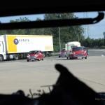 2014IMM-Minis zur belgischen Tankstelle
