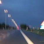 Belgien Nachts