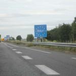 Belgische Grenze erreicht