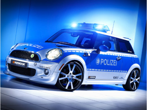 Mini Polizei