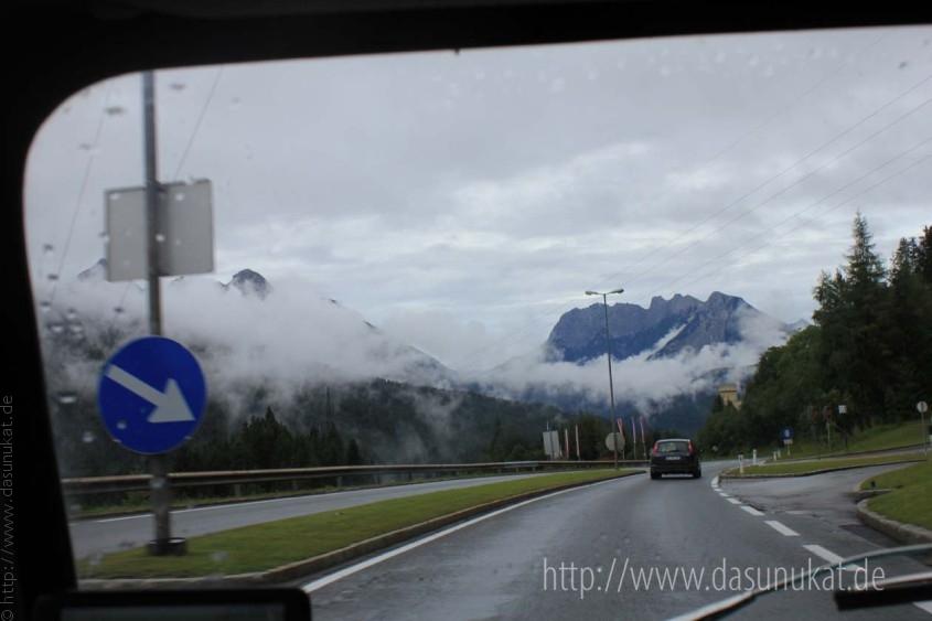 Mit Mini in Innsbruck